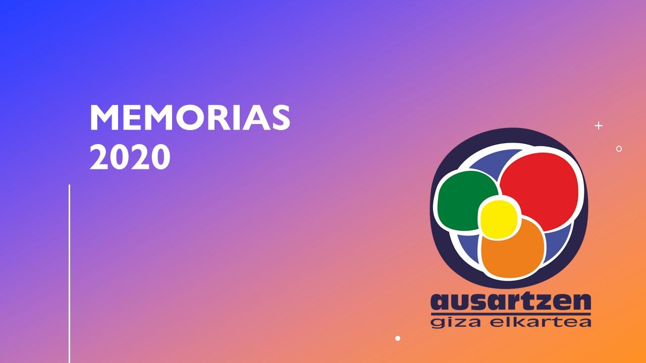 MEMORIAS 2020