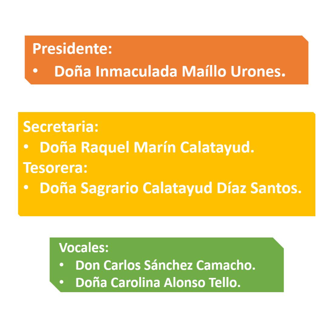 Junta Directiva TA